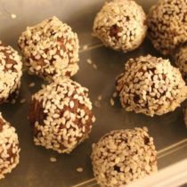 Chocolate Orange Truffle Recipe