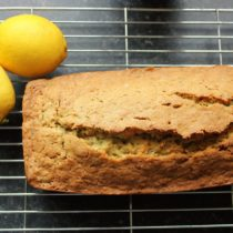 Lemon and Courgette Cake Recipe